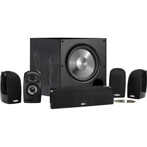 Polk Audio TL 1900 Blackstone 5.1-Channel Home