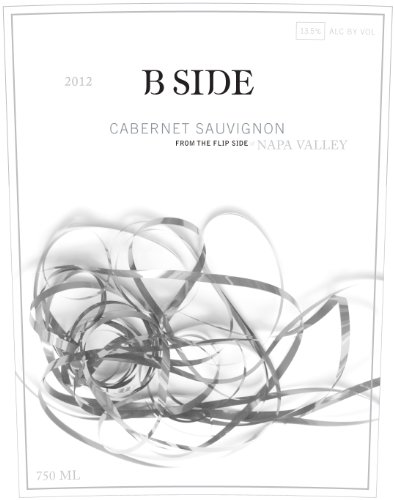 2012 B Side Cabernet Sauvignon, Napa Valley 750 Ml