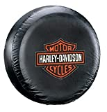 PlastiColor 796 Harley-Davidson Spare Tire Cover