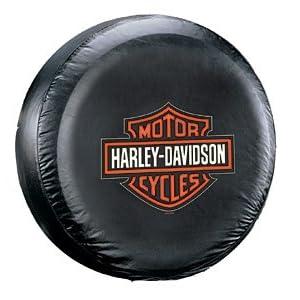 PlastiColor 796 Harley-Davidson Spare Tire Cover