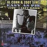 Al Cohn and Zoot Sims Easy As Pie - Live at the Left Bank
