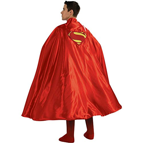 Man of Steel: Deluxe Superman Cape - One Size