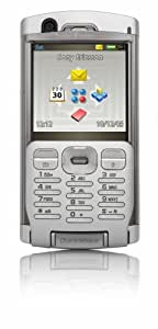 Sony Ericsson P990i Unlocked Cell Phone with 2 MP Camera, 3G, MP3/Video Player, Memory Stick Pro Duo Slot--International Version with No Warranty (Premium Silver)