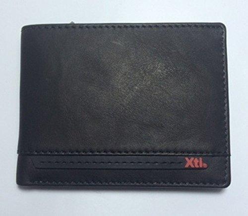 XTI , Portafogli  Nero Negro