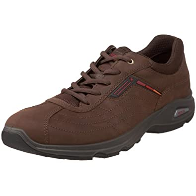 ecco s walking shoe coffee 40 m eu