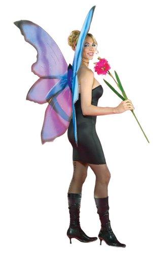 Rubie's Costume Co Blue Fairy Wings Costume