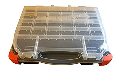 Plano Molding 5231 Double Cover Stow N Go Organizer
