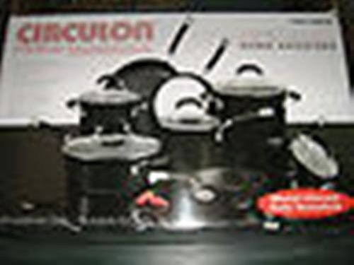 Circulon Premier Professional Hard Anodized 13 Piece Set