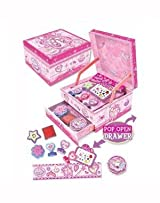Pecoware / Stamp and Sticker Set, Little Dancer