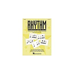 Hal Leonard Rhythm Flashcard Kit