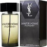 Yves Saint Laurent Men's La Nuit de L'homme Eau de Toilette Spray 200ml/6.7oz (Tamaño: 6.8 oz)
