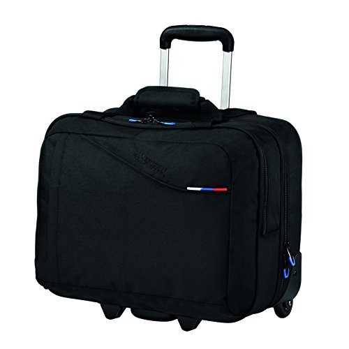 american-tourister-bagaglio-a-mano-at-business-iii-rolling-tote-30-liters-nero-black-46868-1041