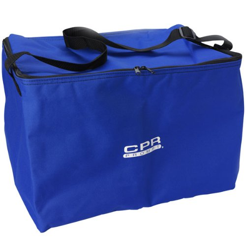 Cpr Prompt (Blue) Small Nylon Manikin Carry Bag - Lf06928U