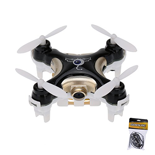 Cheerson CX-10C CX10C Mini 2.4G 4CH 6 Axis Nano RC Quadcopter