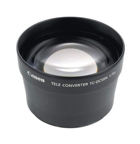Canon TC-DC58N Tele Converter Lens for Canon A710 A700 A630 A640 A610 A620 A720IS G3 G5  G6 Digital CamerasB00007LKHD
