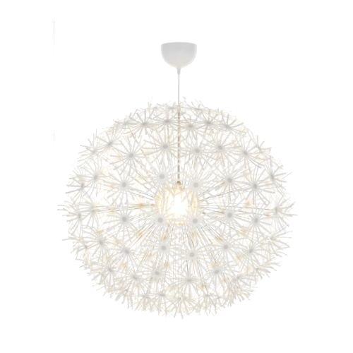 ikea papierlampe cykelhjelm med led lys. Black Bedroom Furniture Sets. Home Design Ideas