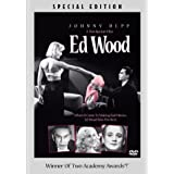 Ed Wood (Special Edition) ~ Johnny Depp