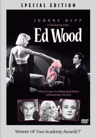 Cover art for  Ed Wood (Special Edition)