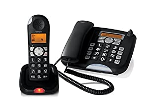 Topcom Butler 901 Combo Téléphones Sans fil Ecran