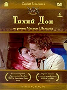 Tihiy Don (Fr.: Le Don paisible) (Engl.: And Quiet Flows the Don) (4 DVD Box set) [Тихий Дон. Коллекционное издание]