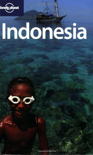 Indonesia (Lonely Planet Travel Guides) [Paperback]