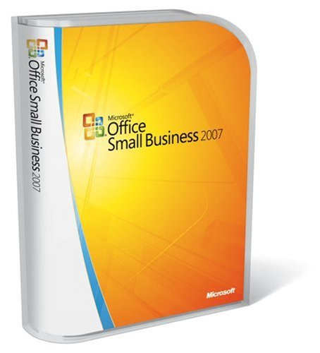 Microsoft Office Small Business 2007  English