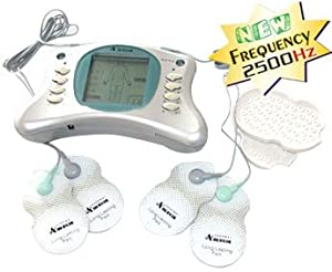 LOW FREQUENCY THERAPEUTIC ELECTRONIC MASSAGER