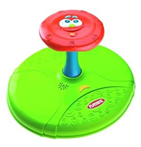 Simon Says Sit'n Spin Interactive Game