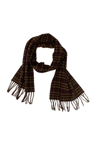 daks-london-scarf-small-house-check-color-olive-size-one-size