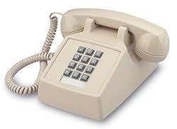 Cortelco 250044-VBA-20MD 1-Handset Landline Telephone