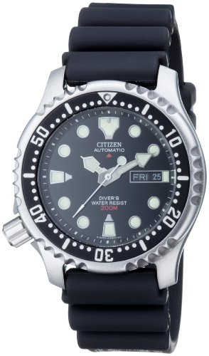Citizen Automatic Gents' 200 Metre Diver Watch