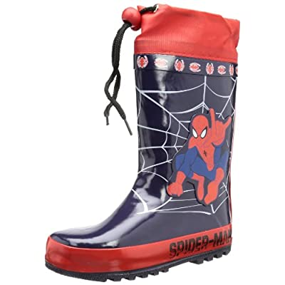 Spiderman Boys boys kids rainboots boots Rubber Boots