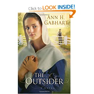 """The Outsider"" by Ann H. Gabhart :Book Review"