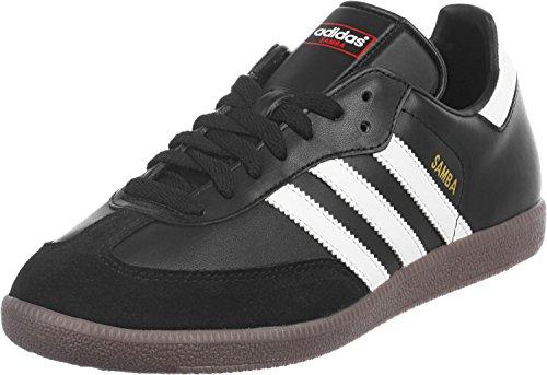 adidas Originals - Sneaker Samba, Unisex - adulto, Bianco (schwarz-weiss), 47.3333333333333