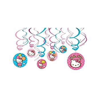Set A Shopping Price Drop Alert For Hello Kitty Swirl Decorations