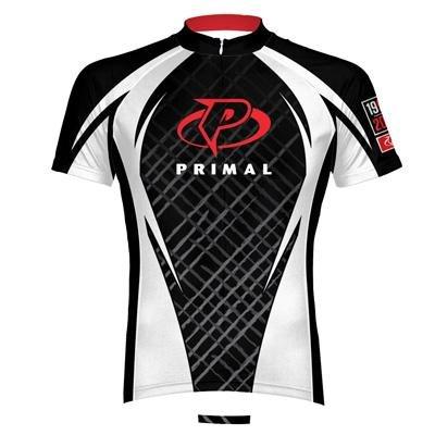 Buy Low Price Primal Wear Men's Dominance Short Sleeve Cycling Jersey – DOM1J20M (B007I36EMK)