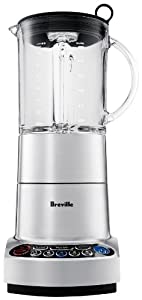 Breville RM-BBL600XL Certified Remanufactured ikon Hemisphere LCD 750-Watt Blender