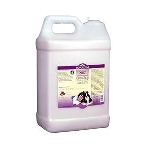Bio-Groom Pet Silk Moisturising Creme Rinse, 2-1/2-Gallon