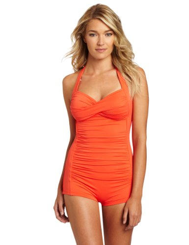 Details for Seafolly Goddess Pin Up One Piece Bathing Suits