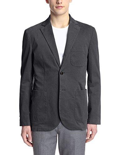 Hardy Amies Men's 2 Button Moleskin Sportcoat