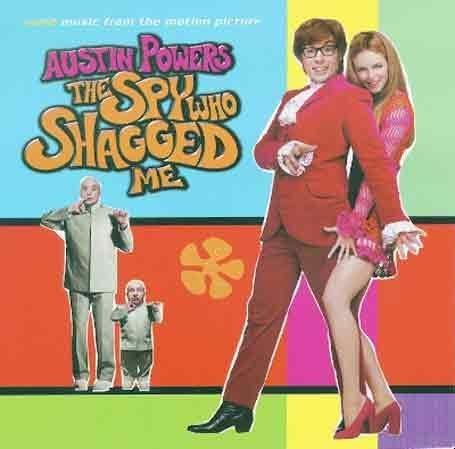 Various - Austin Powers-More Music From The Spy Who Shagged Me - Zortam Music