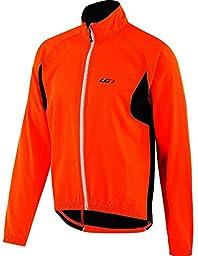 Louis Garneau Modesto Jacket 2 - Men\'s Orange Fluo Large