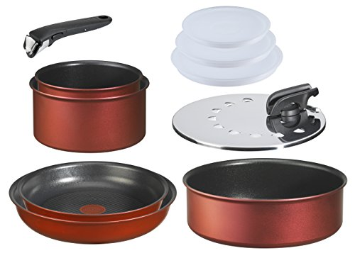 Tefal l3219902 ingenio induction batterie de cuisine set - Batterie cuisine tefal ingenio induction ...