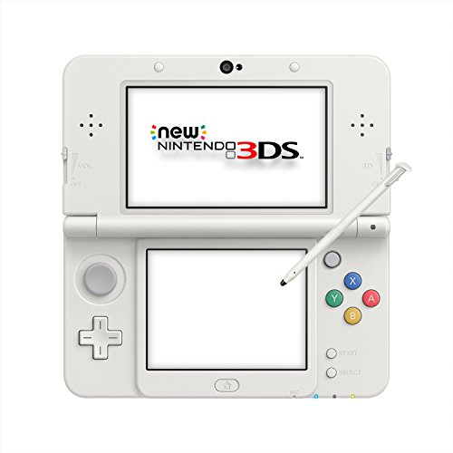 New Nintendo 3 DS white