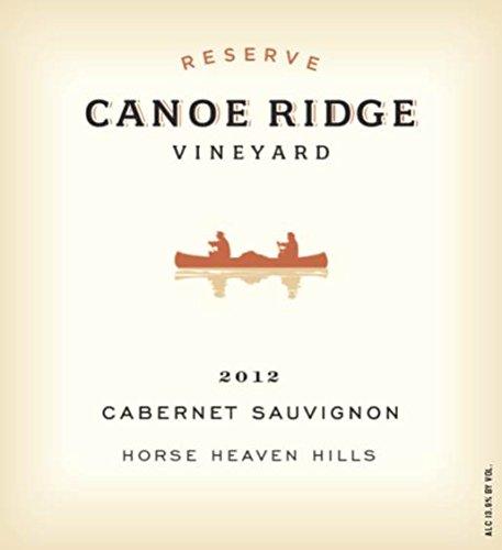 2012 Canoe Ridge Reserve Cabernet Sauvignon, Double Magnum (Jeroboam), Horse Heaven Hills 3.0L