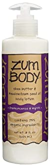 Zum Body Shea Butter and Meadowfoam S…