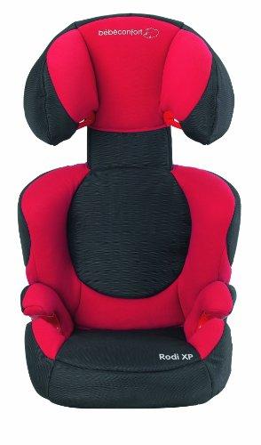 Bebeconfort 75030151 - Seggiolino auto, gruppo 2/3, Rodi Xp 2, Phantom, collezione 2012, colore: Rosso