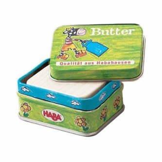 HABA Butter Tin (Wooden) - 1