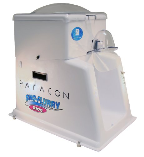 Paragon Sno-Flurry 3100 AC Shaved Ice Machine