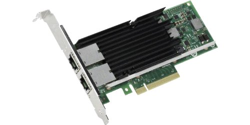 Intel Ethernet Converged Network Adapter X540-T2 - Network a